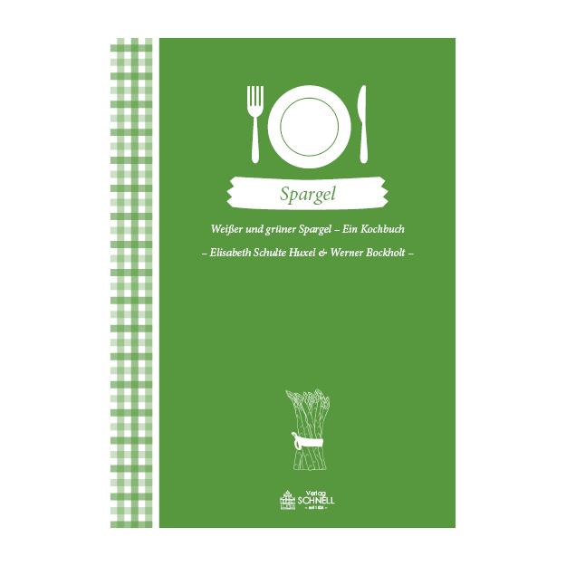 Weißer und grüner Spargel Schnell Verlag